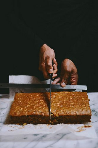 Masala Chai Carrot Cake | A Brown Table