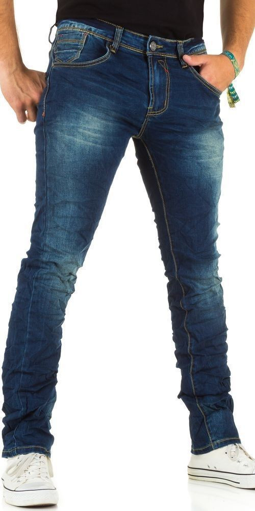 *HERR* HerrJeans BLUE KL-H-A003 via GÖMDA JUVELER FASHION. Click on the image to see more!