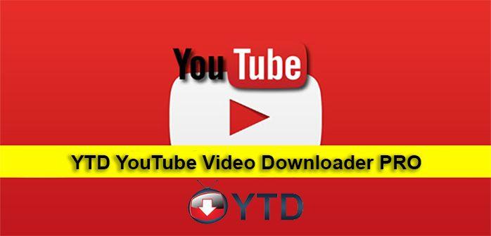 YTD YouTube Video Downloader una aplicación genial fácil de usar, para descargar vídeos, MP3s audio de YouTube y sitios similares. Puedes descargarte entre