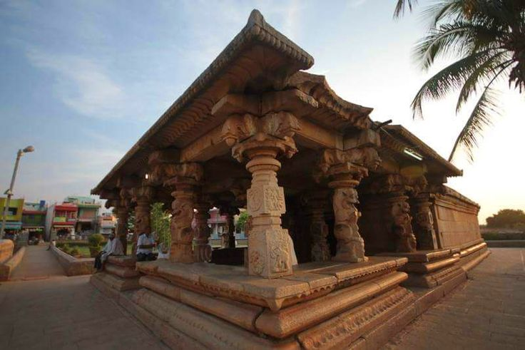 Madhvaraya Swamy Temple Gorantla