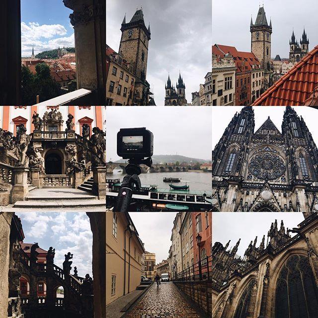 Мы уже приземлились в Москве, позавтракали и загружаемся в самолёт до Питера... неделя пролетела как один миг 🙈 один прекрасный миг, который сохранится в сотнях фотографий и видеозаписей, которые когда-нибудь будут смотреть наши дети... (ну дети не общие с @elen.smirnova 😂). Прага - очень красивый и колоритным город по которому хочется гулять часами, заходя в булочные и пивные (😳), которые поджидают на каждом шагу! Мы решили вернуться туда ещё раз 🙈а теперь приступаем к рабочим будням и…
