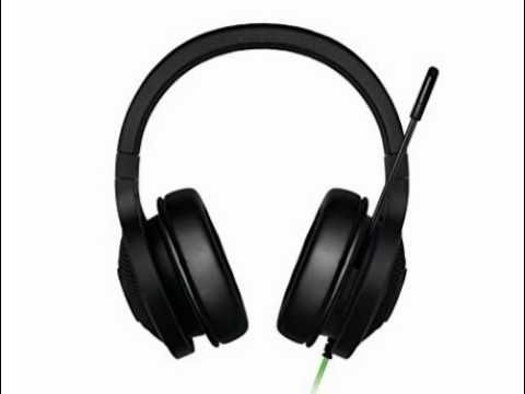 Headset Gaming For PC EasySMX With Mic Razer Kraken USB Over-Ear