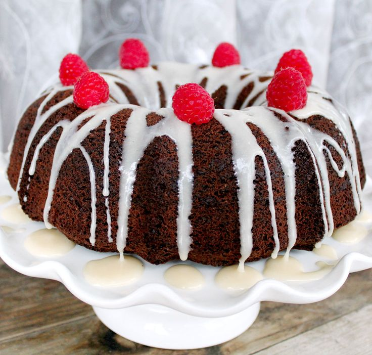 I love Bundt cakes because to make one from scratch generally doesn't take too long and the presentation happens as soon as you pop one out of its pan. A simple glaze or sprinkle of powdered sugar ...
