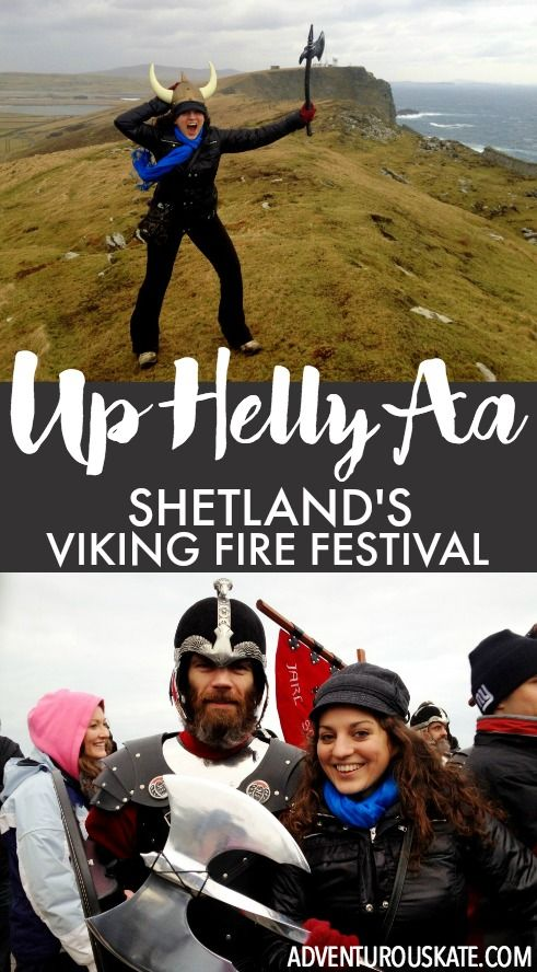 I traveled with Haggis Adventures to the remote Shetland Islands, northeast of Scotland, to experience Up Helly Aa, the Viking Fire Festival held in Shetland every January. This may have been my best trip…EVER.