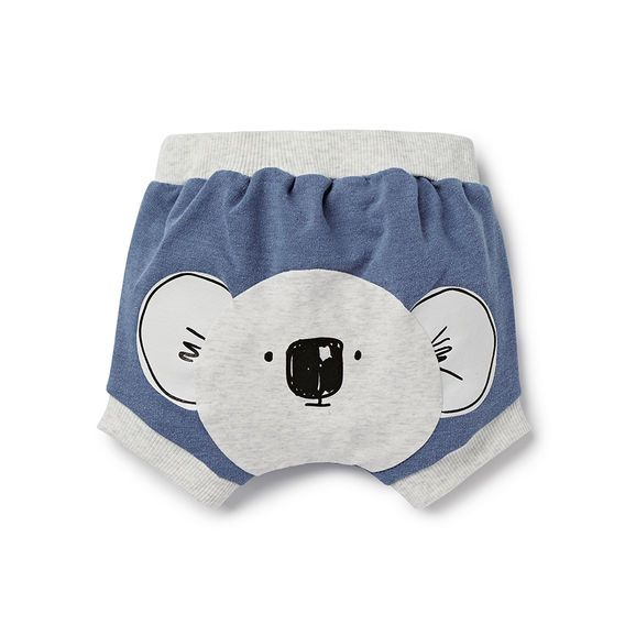Koala Bum Short CHAMBRAY