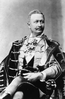 Count Géza Zichy von Zich-Vasonykeo