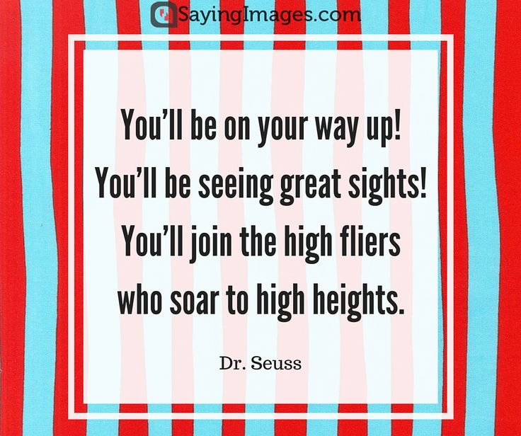 40 Favorite Dr. Seuss Quotes To Make You Smile #sayingimages #drseuss #quotes