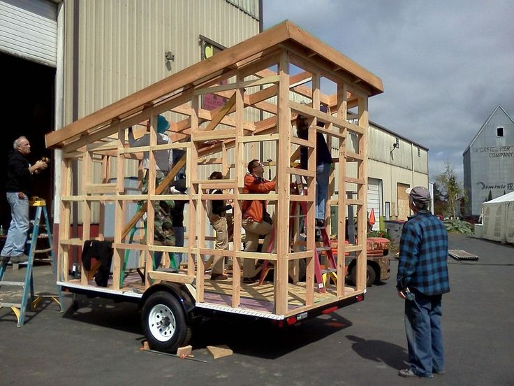 199 Best Tiny Houses Images On Pinterest