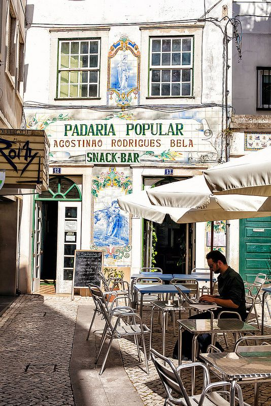 Coimbra-027, Padaria Popular, Agostinho Rodrigues Bela Snack Bar, Portugal