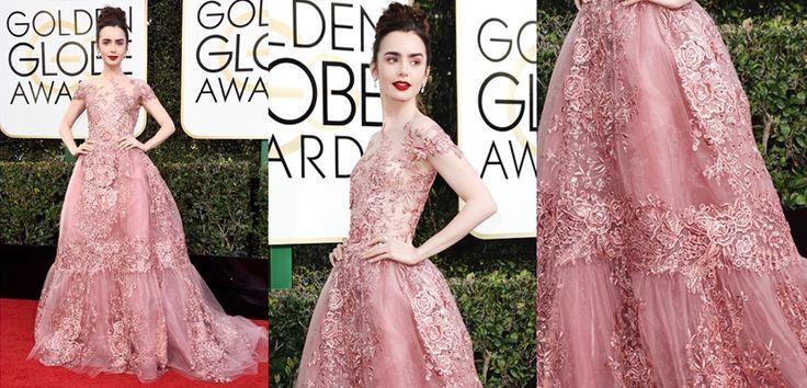 Altın Küre Kırmızı Halısı Moda Şovuna Dönüştü – Poptakal