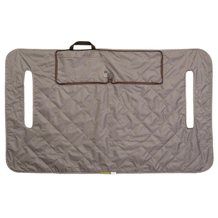 Fairway Golf Cart Seat Blanket/Cover - Houndstooth