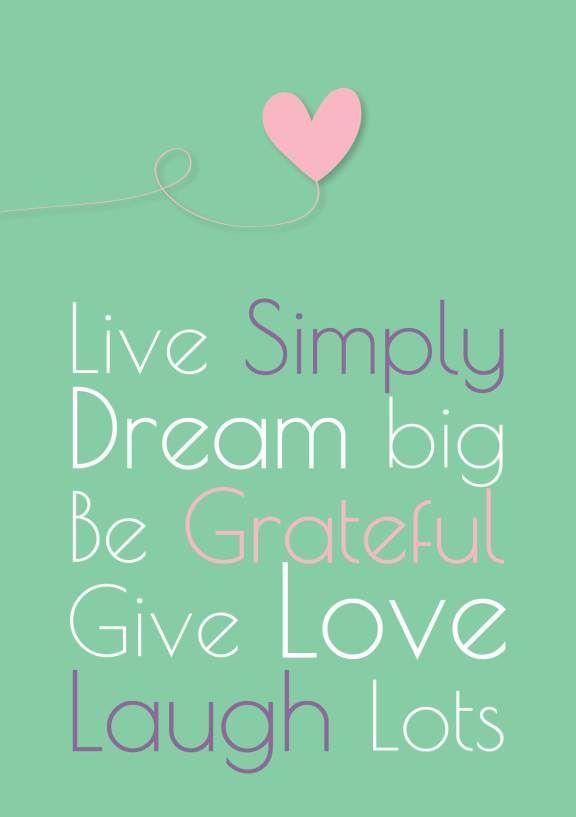 Be Grateful   quote   life   print   postcard   Design Nelleke Wouters