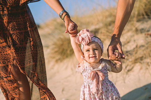 Ομορφη βαπτιση κοριτσιου στη Ναξο - EverAfter