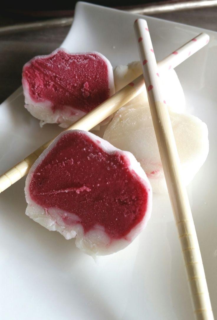 recette mochi glacé
