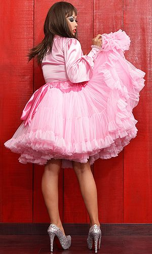 Vintage Petticoat At The Sissy Store Sissy Style