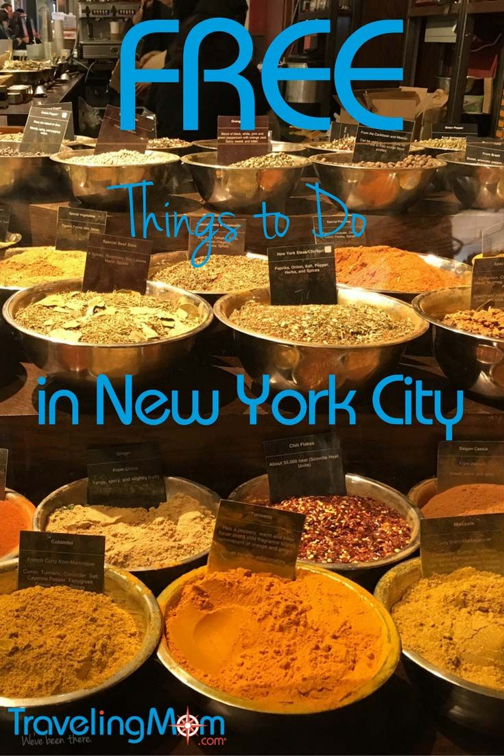 Traveling to New York City on a budget? It's not as challenging as it sounds. Just check out these free things to do in New York City in the winter. There are outdoors wonders and some indoor spots to warm up as well.