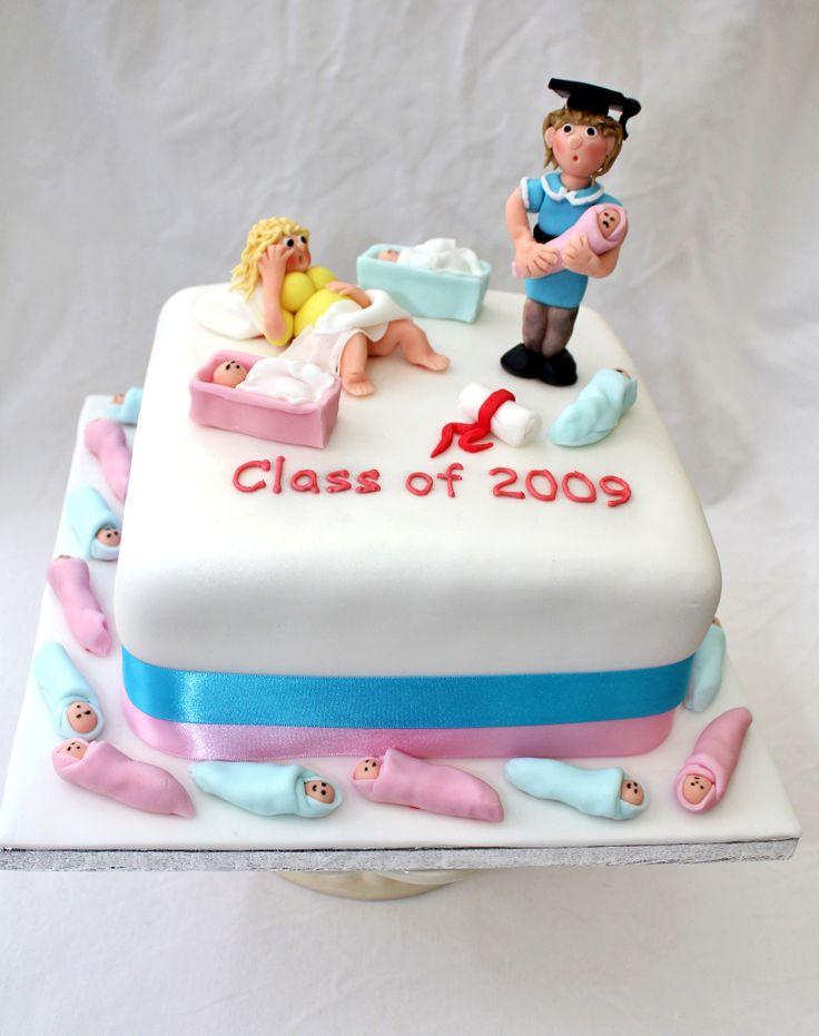 Midwife Graduation cake