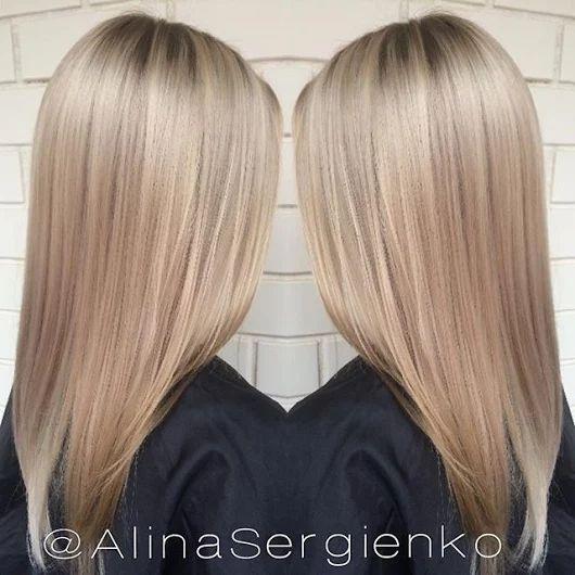 Ох, фото не передаёт, насколько крутой цвет получился  Все самое лучшее для любимых клиенток!    Ваш мастер Алина Сергиенко  =================... - Елена Сергиенко - Google+