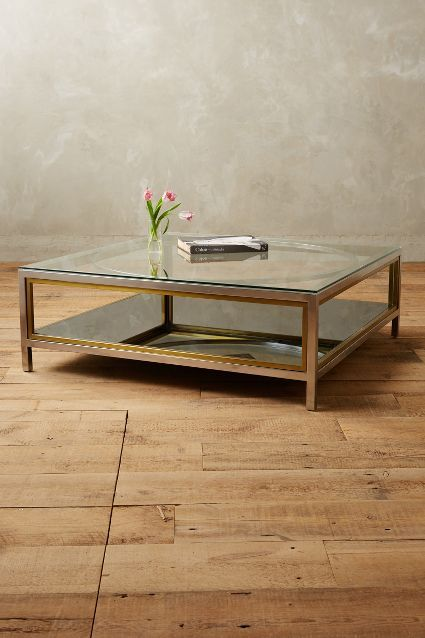 Enclosed Circlet Coffee Table - anthropologie.com ...