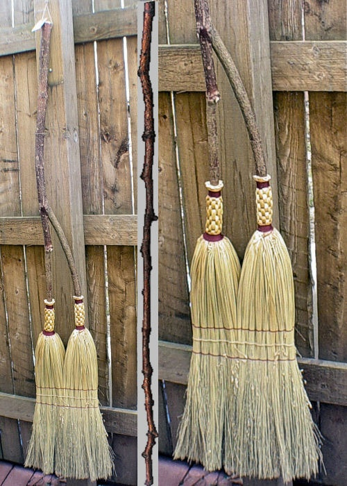 Double Broom aka Marriage Broom | Pictures I love ...