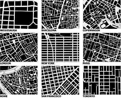 traza urbana mexico D.F: - Buscar con Google