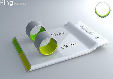 Alarming Ring by Meng Fandi » Yanko Design