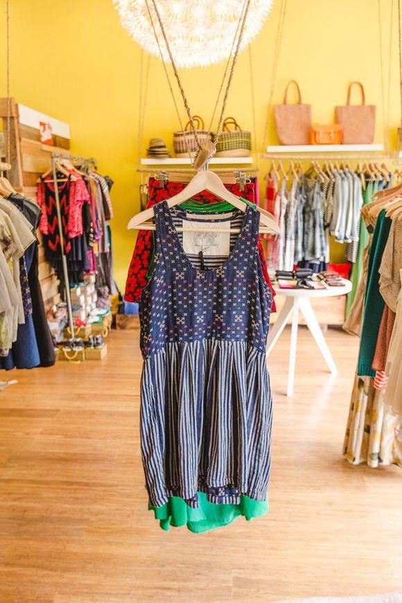 Unruly Things Shop Stop : Branch & Birdie - Portland, OR
