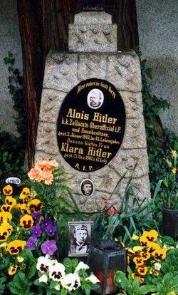 Klara e Alois Hitler