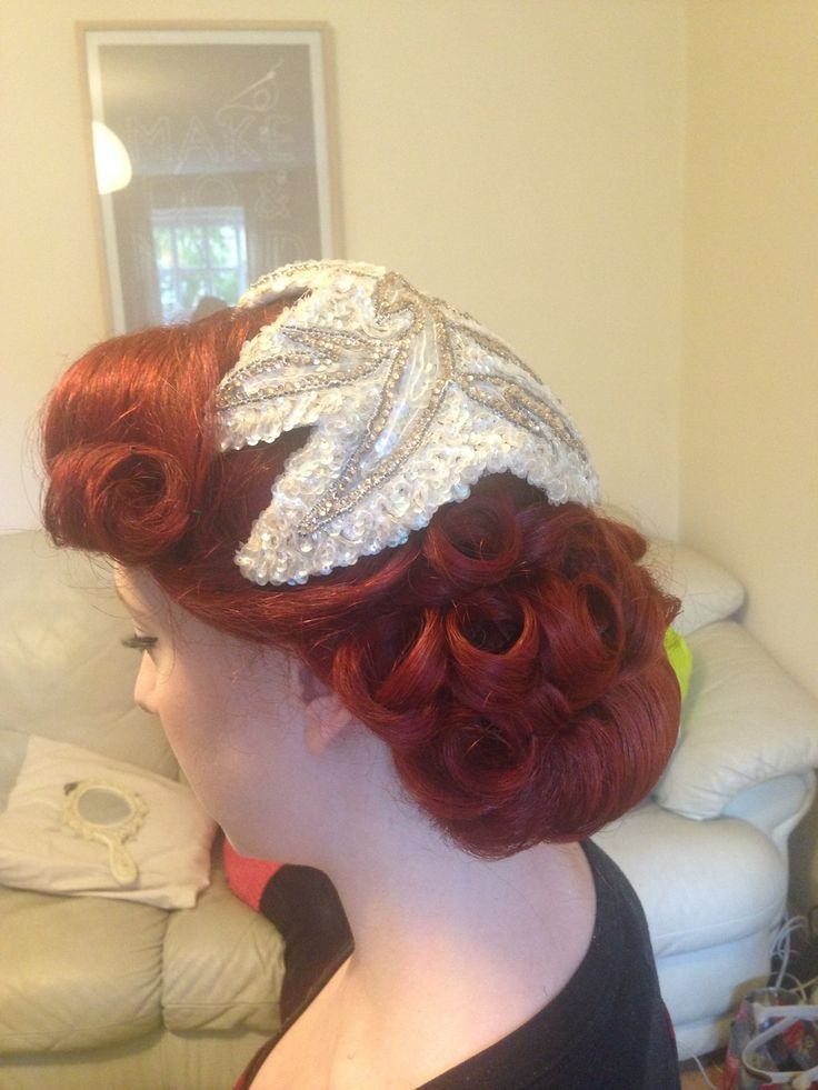 One of our brides at her trial Hair & makeup WHAM Artists http://weddinghairandmakeupartists.com/