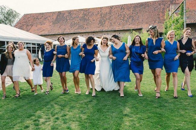 1000 id es sur le th me demoiselles d 39 honneur bleu sur for Robes de demoiselle d honneur pour mariage en plein air