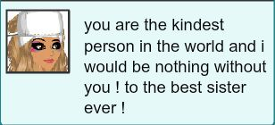 Thankyou So So So Much For This Message So Sweet :) You Are Awesome To!