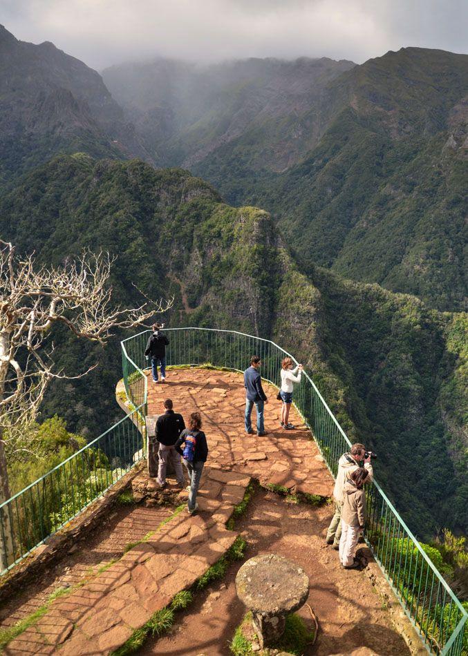 Parque Natural do Ribeiro Frio, Madeira Island, Portugal #Portugal
