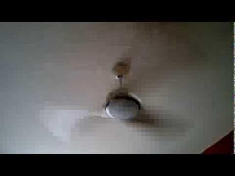 Ventilador de teto by Gilson Eletricista: Ventilador de teto Latina Air.