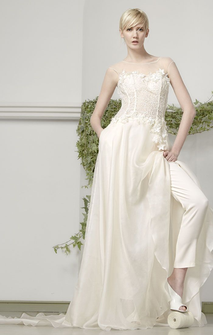 143 best Alternative Wedding Outfits images on Pinterest  Bridal gowns Wedding outfits and
