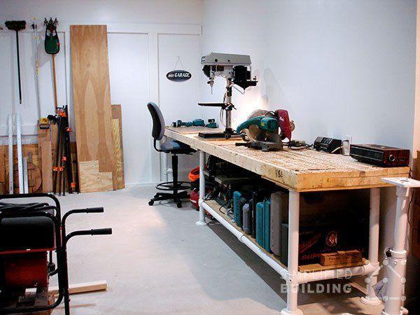 515 Best Garage Storage Images On Pinterest   Tools, Workshop And Garage  Ideas