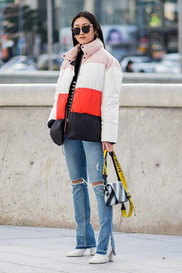 You're About to See This Denim Trend Everywhere, and Luckily
