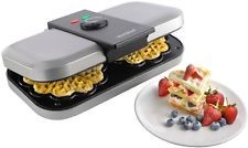 Check This Out! VonShef Double Waffle Maker #OnSale #Discount #Shopping #AddMe #FollowMe #BestPins