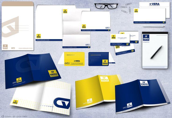 Imagen Corporativa de Construcciones Vera
