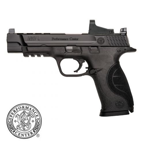 Performance Center® Ported M&P®9L Red Dot Sight | Smith & Wesson
