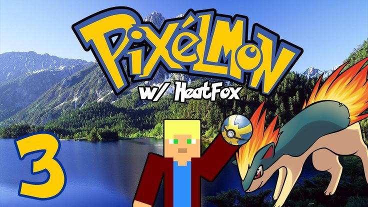 Pixelmon: Episodio 3! - Un' Evoluzione Infuocata!