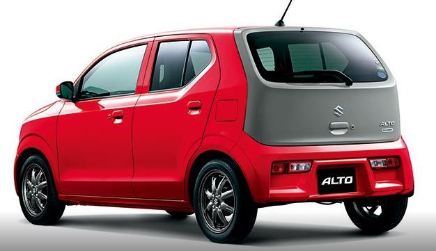 The Suzuki Alto Is A Japanese Kei Car These Cars Are Known For