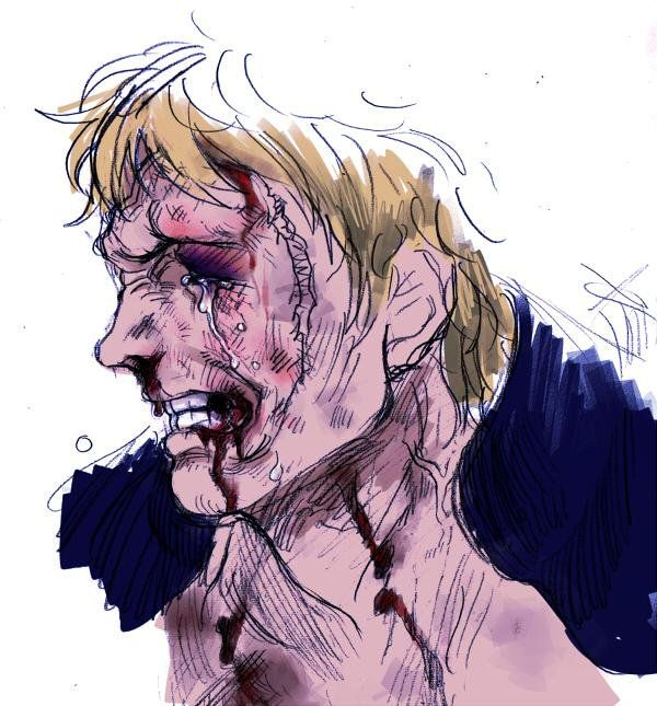 One Piece, Bellamy the Hyena