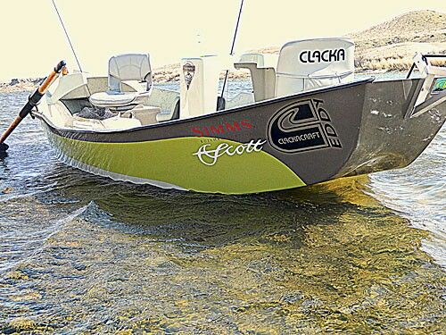 7 best For Sale: Used Pavati 17 x 61 Legacy Drift Boat ...