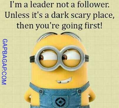 leader vs follower Follow first: there is no harm in being a follower first and then a leader  leaders  switch to being a follower if they witness merit in someone's ideas or skills in.