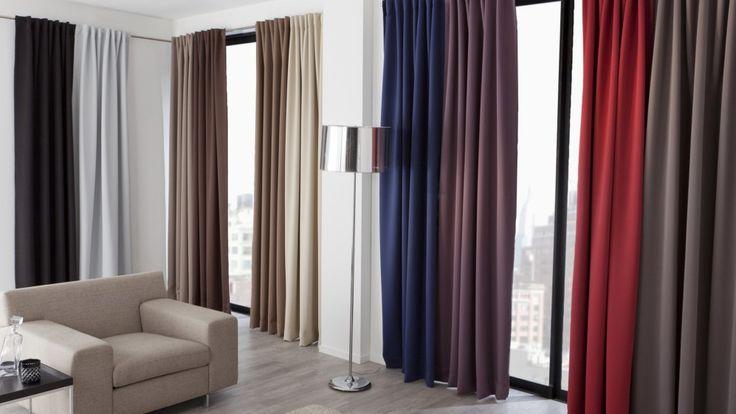 Tissu Obscurcissant souple coloris assorti - Saint Maclou