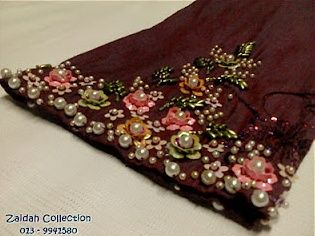 Zaidah Collection: SULAMAN MANIK MUTIARA KASIH