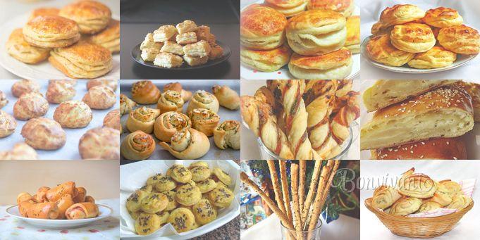 Mlsať stále na sladkom človek dlho nevydrží. Občas treba slanú chuťovku. So syrom, slaninkou, ochutené bylinkami a korením. My Slováci sme to vyhrali našimi úžasnými pagáčmi, preto práve tieto slané koláčiky vládnu nášmu výberu slaných dobrôt.