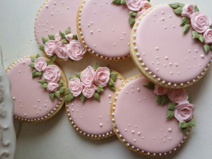 Decorated Wedding Cookies Ideas Elitflat