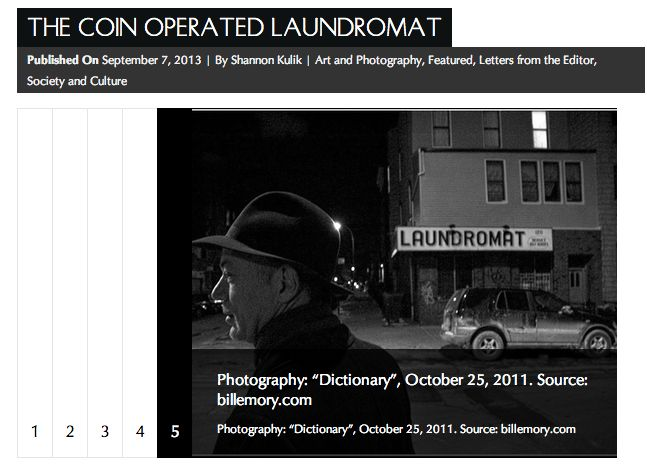 "Photo Gallery and Blog on Bohomamma: ""The Coin Operated Laundromat"" http://bohomamma.com/coin-laundry/"