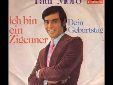 Szécsi Pál (Paul Moro) - Ich bin ein Zigeuner